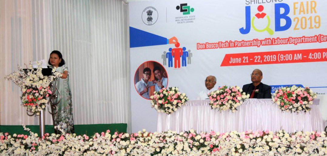 don_bosco_tech_society_and_meghalalya_mssds_job_fair