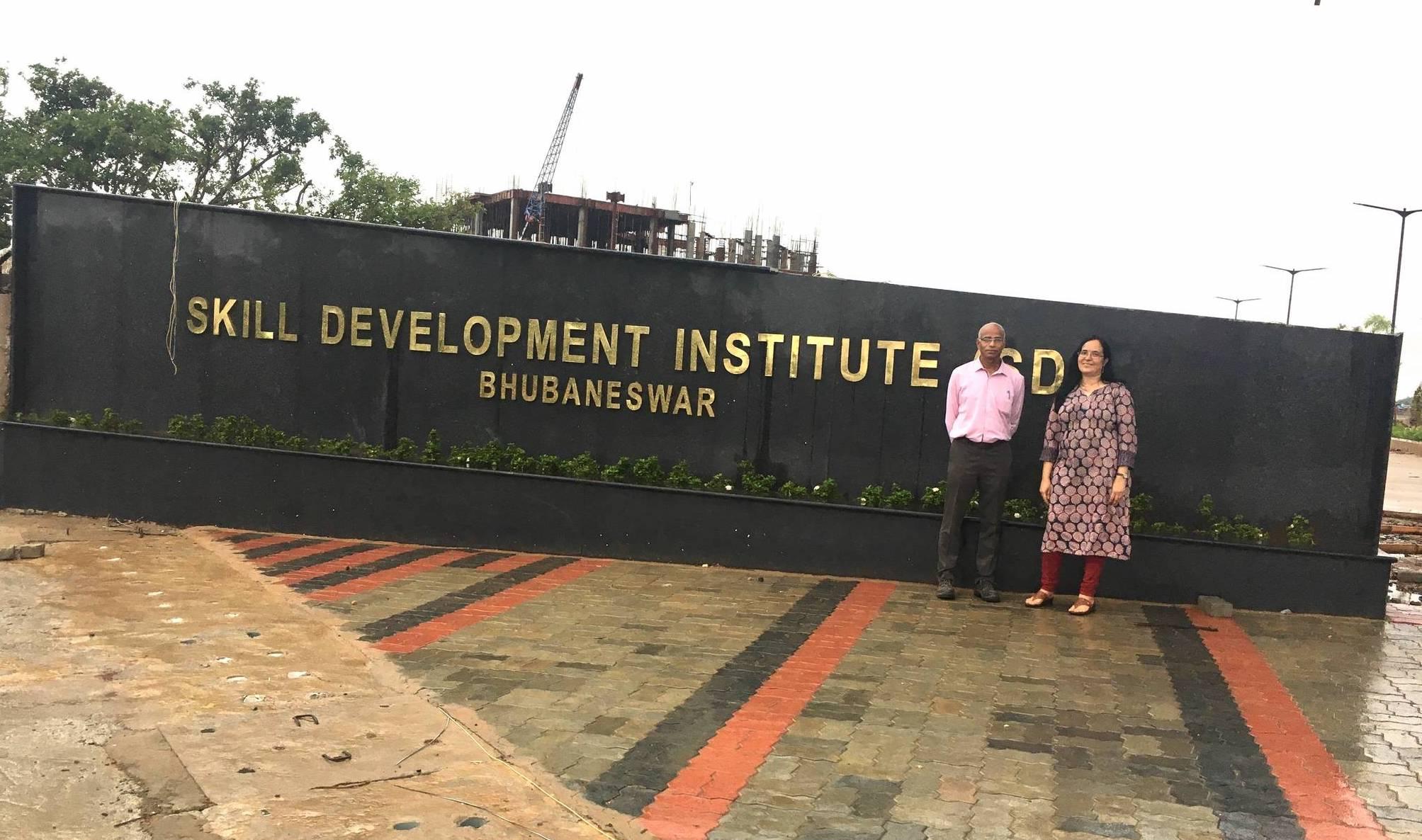Skill Development Institute (SDI) Bhubaneswar New Campus - A Mega Model Multiskilling Academy