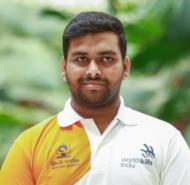 Xenophon Das - WorldSkills 2019 participant