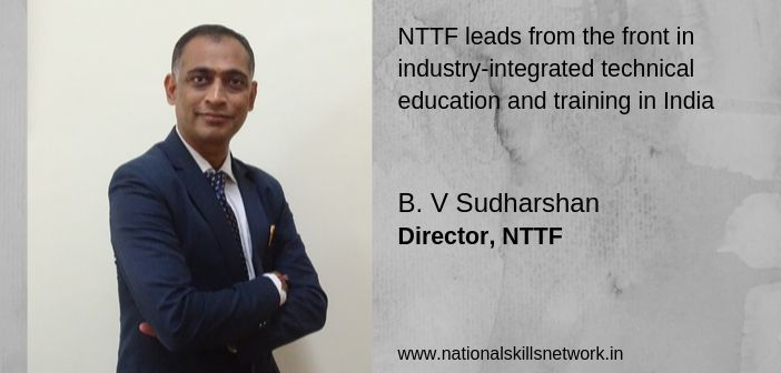 NTTF leads from the front in industry-integrated technical education and training in India