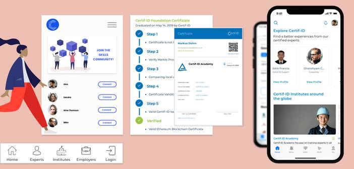the_certif-id_platform_with_blockchain