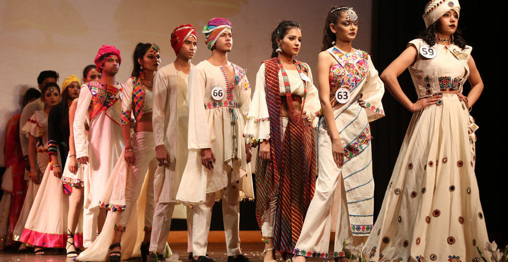 Meraki - 2019 fashion show by ATDC students