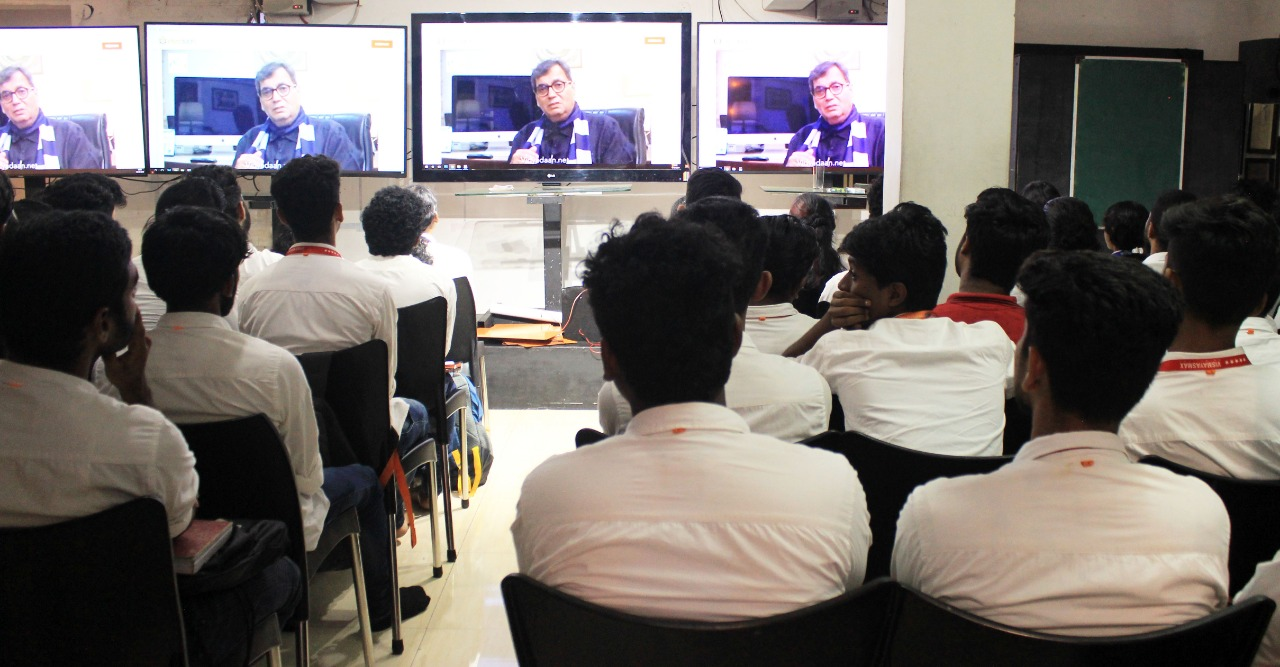 Vidyadaan -A path-breaking initiative to revolutionize skill development in Media and Entertainment industry