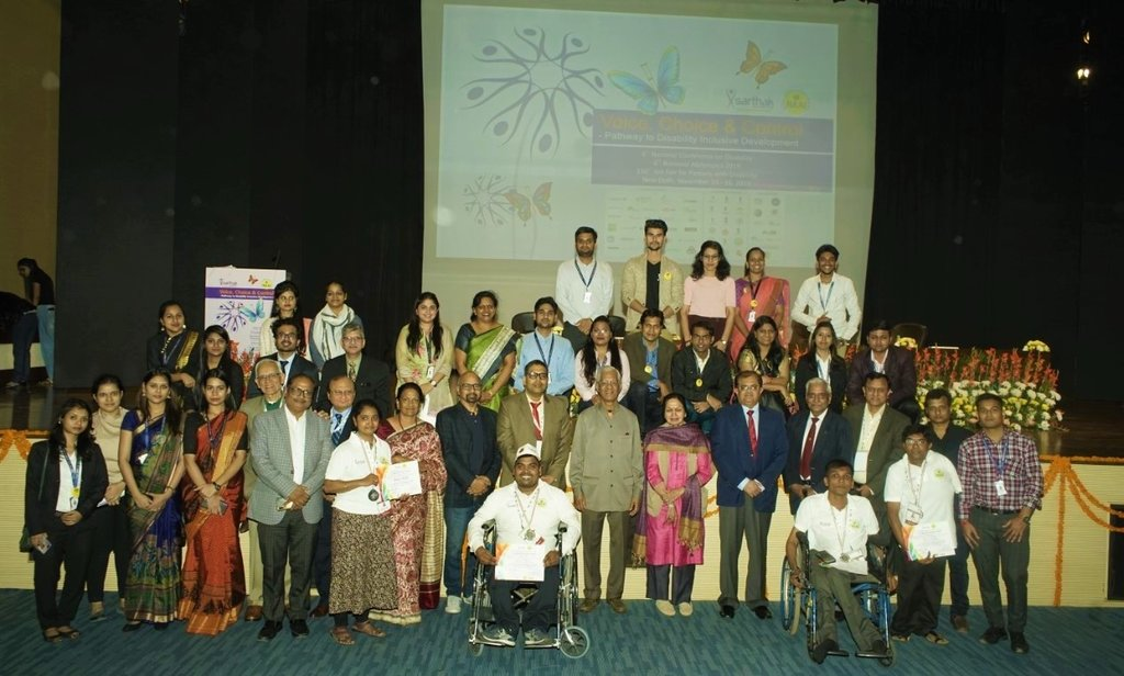 6th National Conference on Disability: Voice, Choice and Control