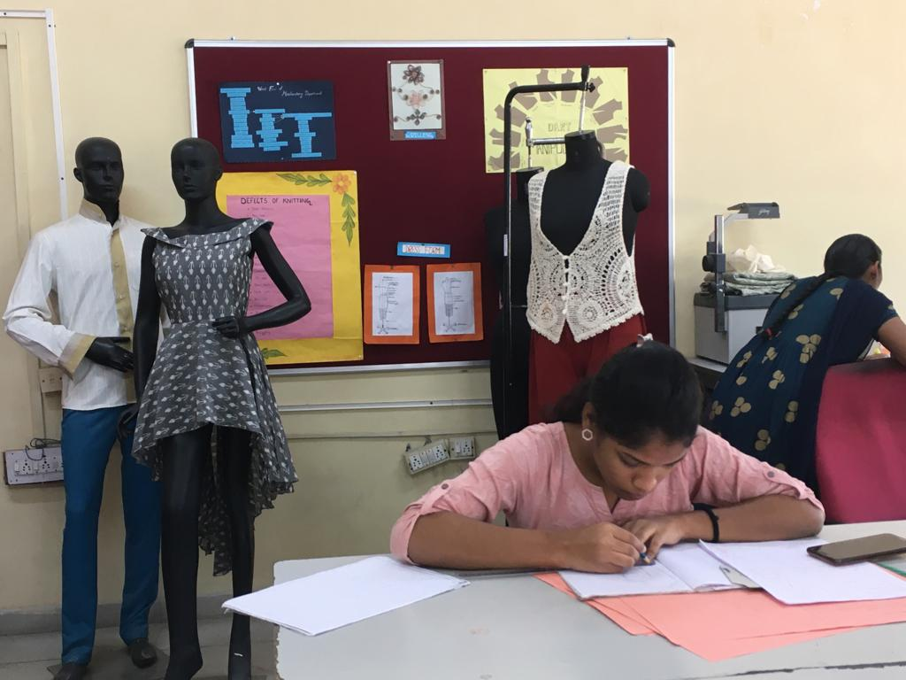 ATDC prepares youth for apparel industry through DDU-GKY and B.Voc