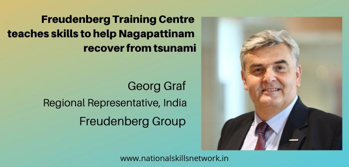 George Graf - Freudenberg Training Centre