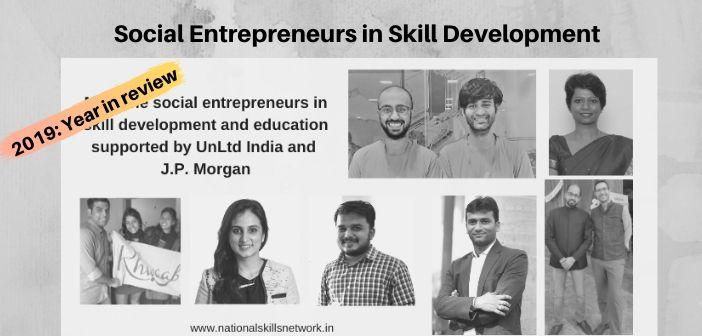 Social Entrepreneurs in Skill Development