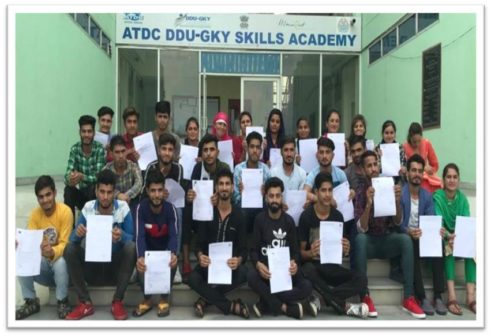 ATDC DDU-GKY job placements