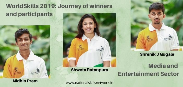 WorldSkills 2019 winners and participants