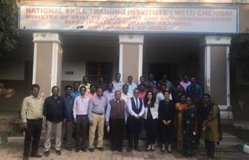 DFID Master Classroom Chennai