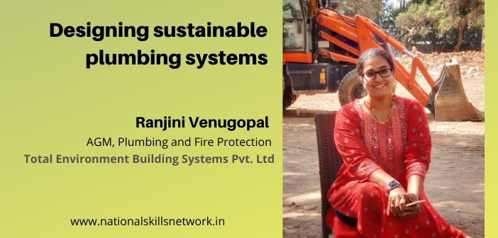 Designing sustainable plumbing systems