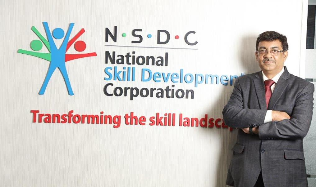 Skill Talk with Dr. Manish Kumar, CEO, NSDC