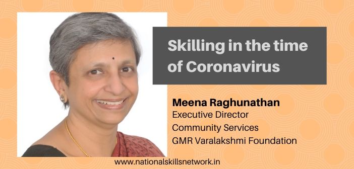 Skilling in the time of Coronavirus
