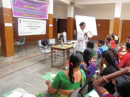 dr_preeti_dixit_training_in_food_processing_