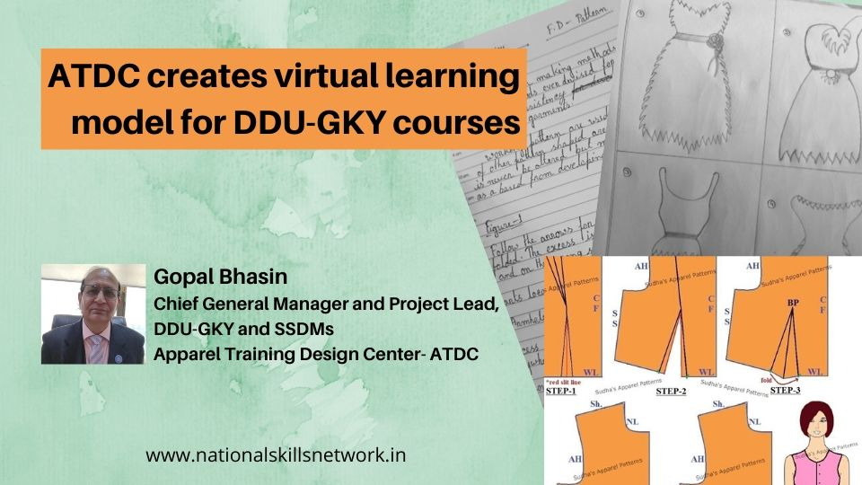ATDC creates virtual learning model for DDU-GKY courses