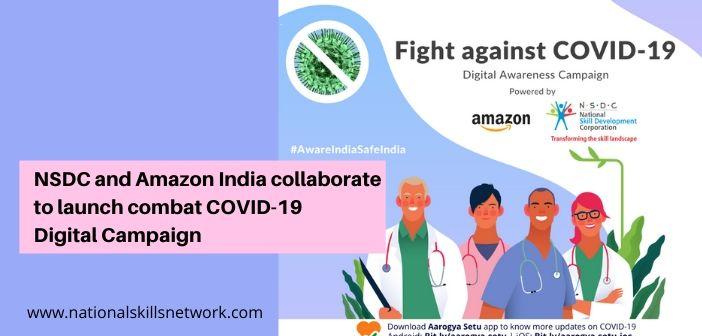 NSDC partners Amazon India