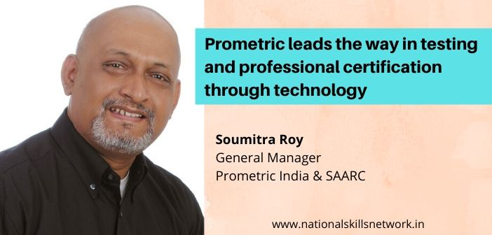 Prometric leads the way in testing and professional certification through technology
