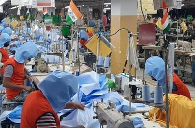 India's biggest polyester sportswear company