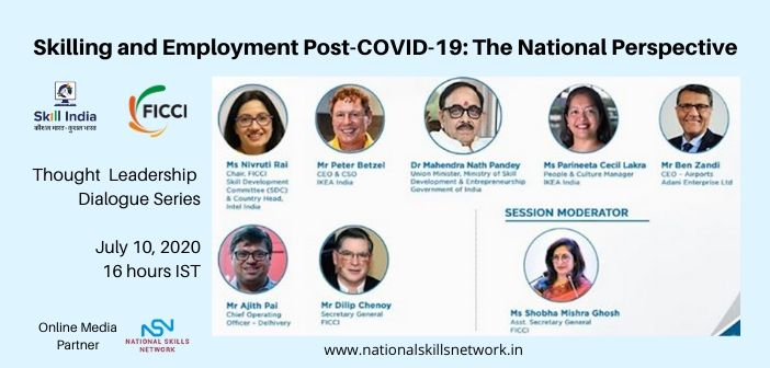 Skilling and Employment Post-COVID-19_ The National Perspective