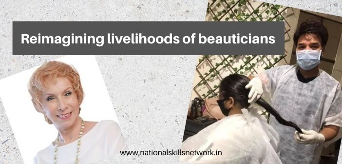 Towards reimagining livelihoods of beauticians