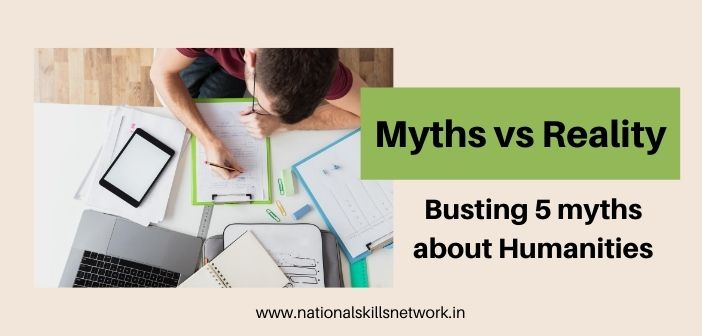 Busting 5 myths about Humanities