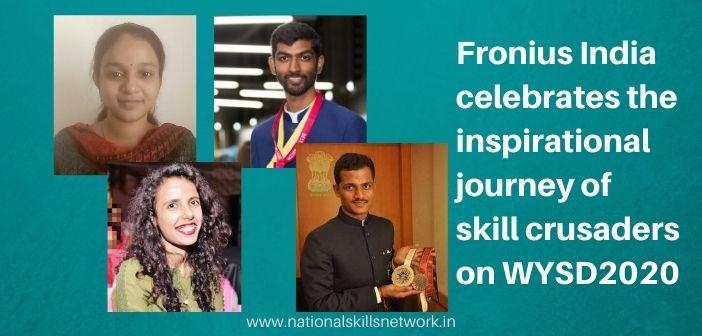 Fronius India celebrates the journey of skill crusaders
