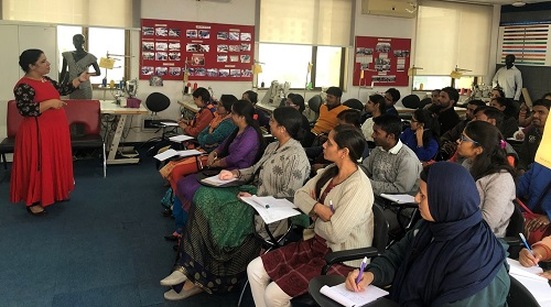 Training of Trainers program at Atdc