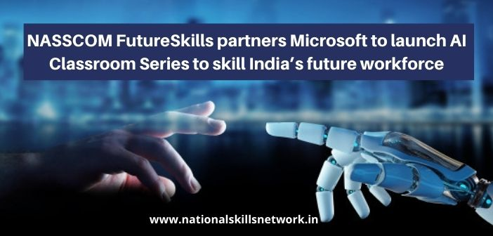 NASSCOM FutureSkills partners Microsoft