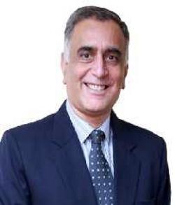 Rajan Bahadur, CEO, THSC