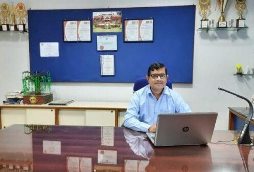 Mr. Brij Kishore Singh Zonal Head Jamshedpur NTTF