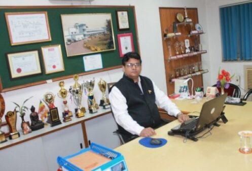 Mr. Satish Joshi