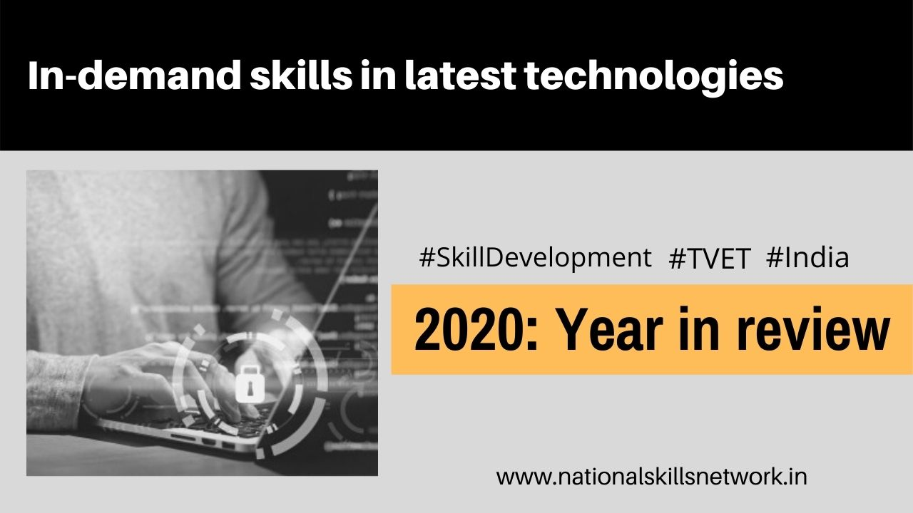 2020 Year in review_ In-demand skills in latest technologies