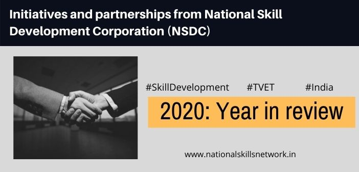 2020 Year in review_ Initiatives and partnerships from NSDC
