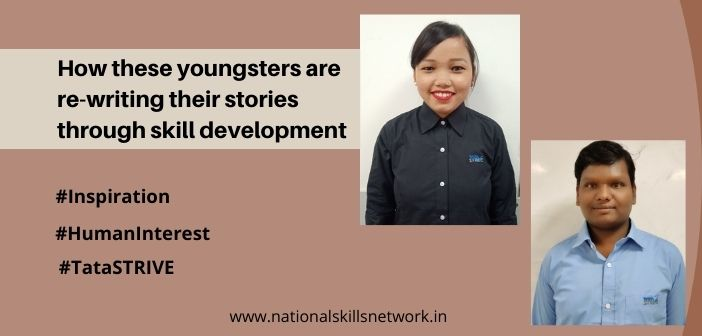How these youngsters are re-writing their stories through skill development