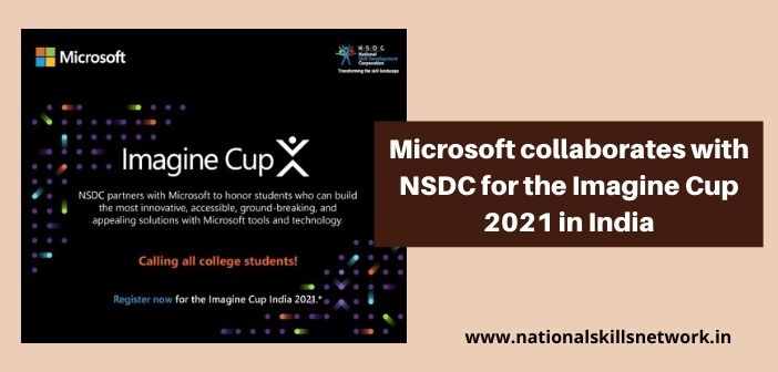 Microsoft collaborates with NSDC