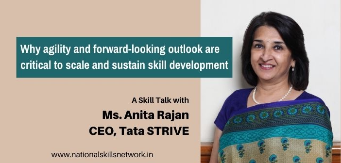 Why agility and forward-looking outlook are critical to scale and sustain skill development