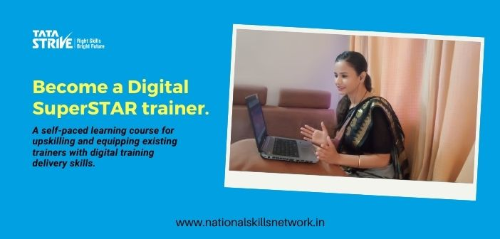 Become a Digital Superstar trainer programme