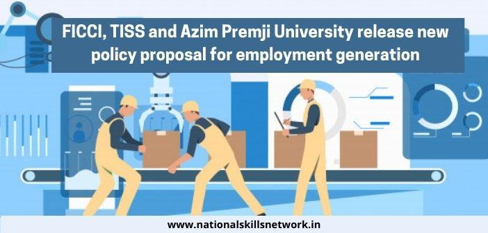 FICCI, TISS and Azim Premji University