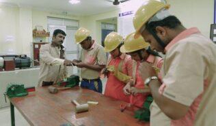 ITI Tata STRIVE Bagchi Lifeskills Development Programme