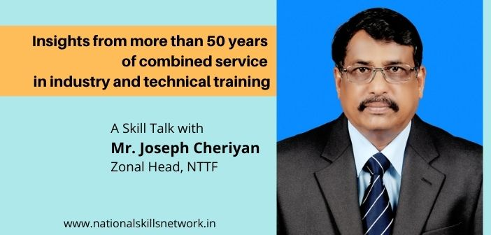 Insights from more than 50 years of combined service in industry and technical training