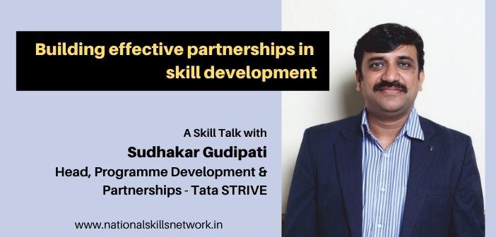 Building effective partnerships in skill development