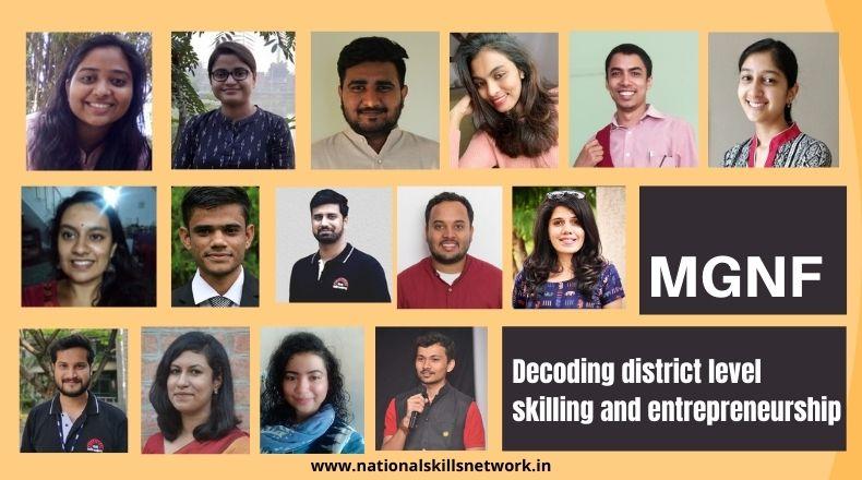 MGNF - Decoding district level skilling and entrepreneurship