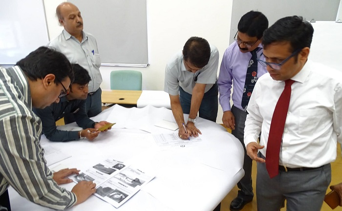 This institute trains engineers in welding coordination, inspection and supervision besides training in latest technologies