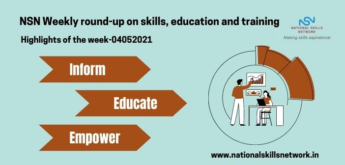 NSN Weekly round-up on skills
