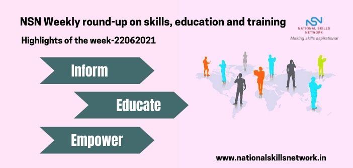 NSN Weekly round-up on skills