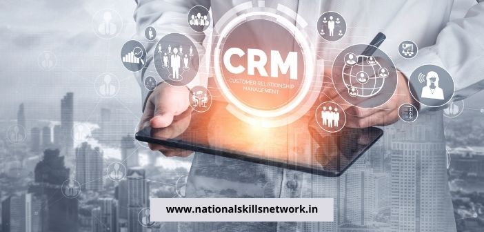 The CRM industry