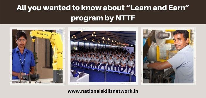 Learn and Earn program
