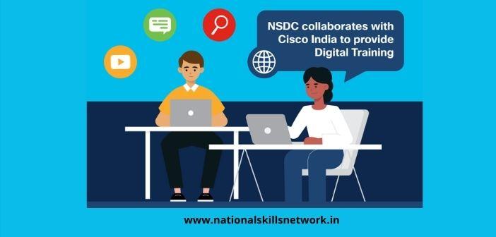 NSDC collaborates with Cisco