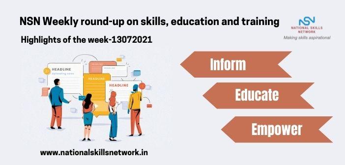 Weekly round-up on skills