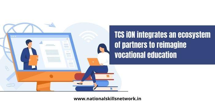 TCS iON integrates an ecosystem